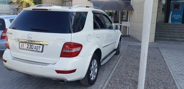 Mercedes-Benz ML 350 2008 в Бишкек