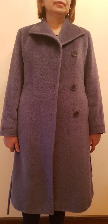 альпака кардиган бишкек in Кыргызстан | ШУБЫ: Пальто альпака б/у размер 48-50, в отличном состоянии