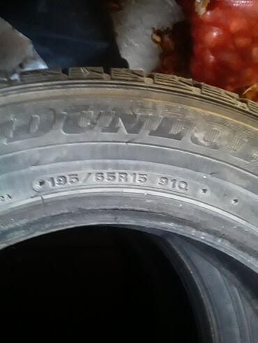 размер шин 18565 r15 в Кыргызстан: Шина японская фирма 4 штук 7000т сом. 195.65.R15