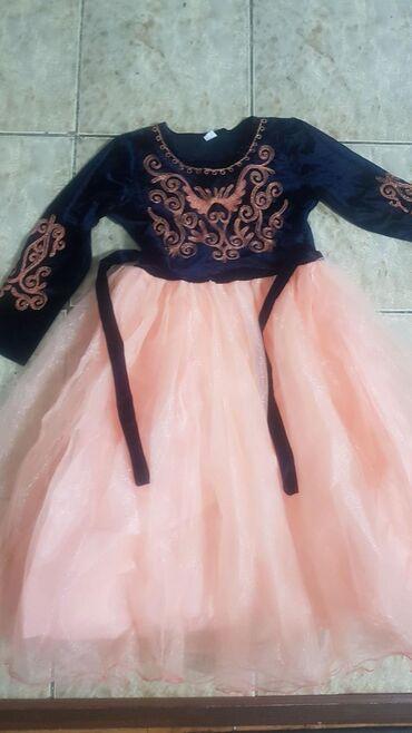 Национальное детское платья