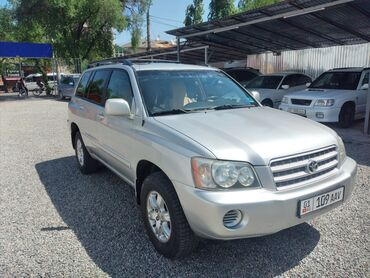 Транспорт - Кыргызстан: Toyota Highlander 3 л. 2002 | 200 км