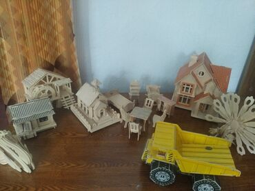 Спорт и хобби - Шопоков: Коллекция из дерева