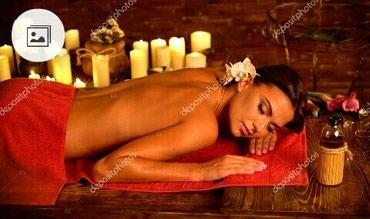 Расслабляющий массаж в Бишкек