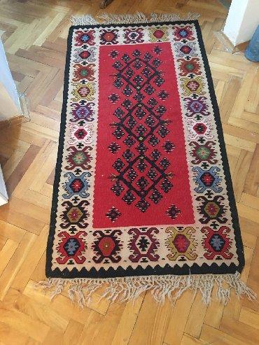 Pirotski cilim - Srbija: Original Pirotski cilim. Dimenzije 140x75