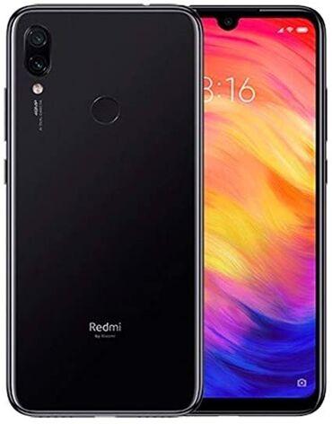 чехол для xiaomi в Азербайджан: Новый Xiaomi Redmi Note 7 32 ГБ Черный