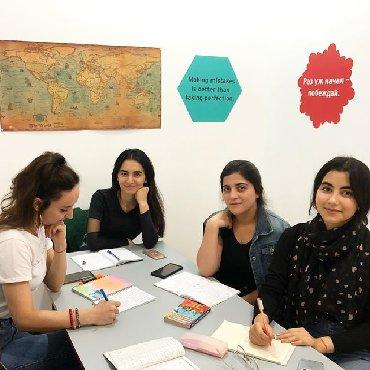 derzi kurslari - Azərbaycan: Rus dili ve ingilis dilinden hazirliq kurslari