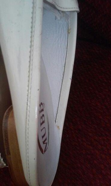 Nove MUBB papuče sa fabričkom greškom. Ne bavim se prodajom magle. U