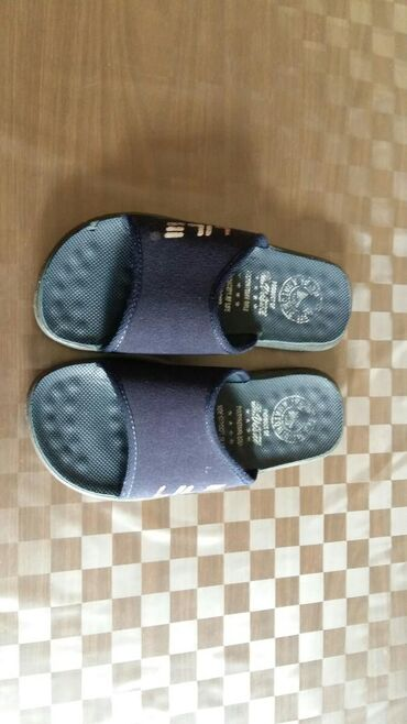 Muške Sandale i Japanke | Srbija: Muške papuče br. 38/39 polovne i ocuvane