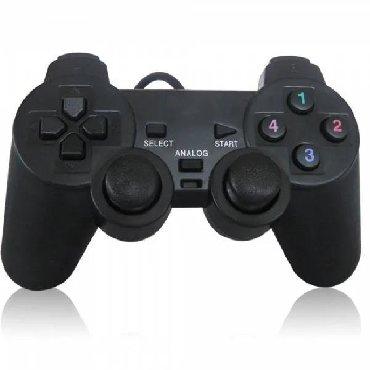 джойстики-геймпад в Кыргызстан: Проводной геймпад для PC Double Shock 2 джойстики новые В наличии