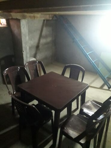 Kapron stol dest 100 manat tecili satilir