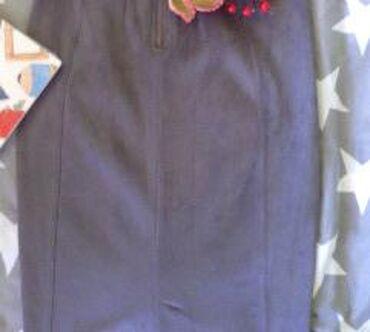 AMISU velur suknja S, Istegljiva od XS do M. Veoma lepa
