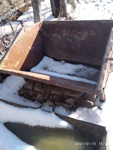 Хоппер ковш - Кыргызстан: Ковш для тракторов