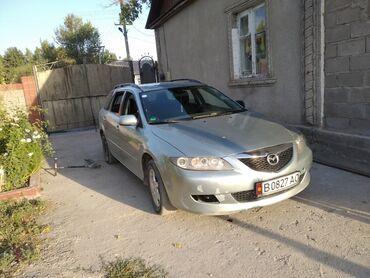 Транспорт - Беловодское: Mazda 6 2 л. 2005   276000 км