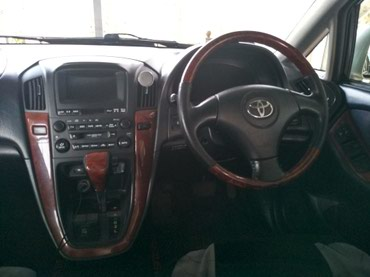Toyota Harrier 2002 в Бишкек