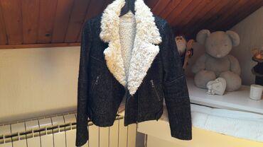 Dečije jakne i kaputi | Smederevo: Zara kratka jaknice cista vuna jako moderna.Bez ikakvog ostecenja