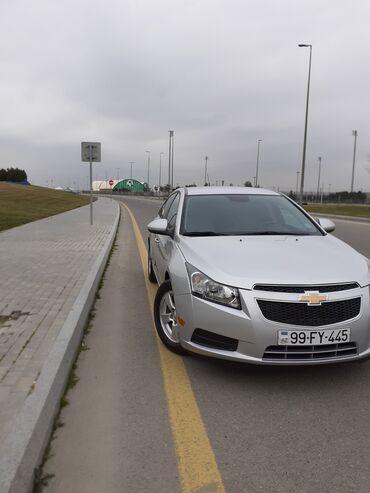 Chevrolet Cruze 1.4 l. 2012 | 41000 km