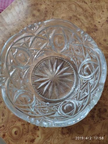 Хрустальная ваза в Бишкек