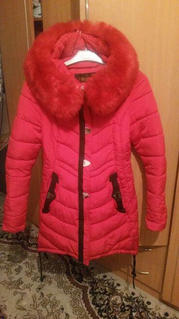 женская платье 42 44 размер в Кыргызстан: Продам б/у куртку 42-44 размера в хорошем состоянии