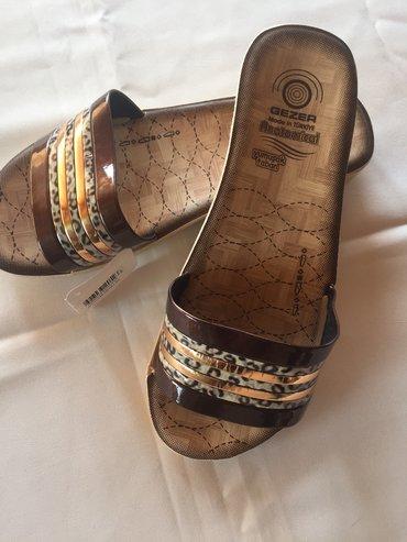 Papuče uvoz Turaka 37 do 40 Kalupi su malo veći
