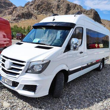 сидения мерседес в Кыргызстан: Mercedes-Benz Sprinter 2.7 л. 2013 | 221000 км