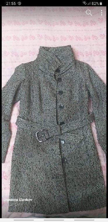 Zara-kaput - Srbija: Zara kaput, nosen, ali u dobrom stanju