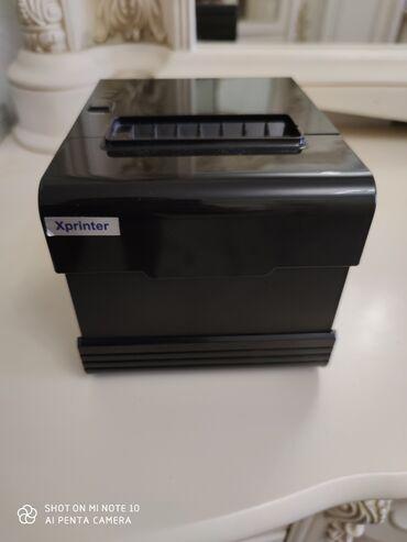 Продаю принтер чековый Xprinter XP-F300N. Состояние отличное
