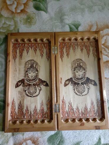 Шахматы - Бишкек: Продаю Шахматы/Шашки/Нарды по весьма заманчивой цене, качество на