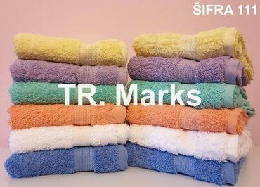 Tekstil - Arandjelovac: Cansu peskiriDuplo tkanjeDimenzije 50x90 cmSet od 12 komadaBoje mozete