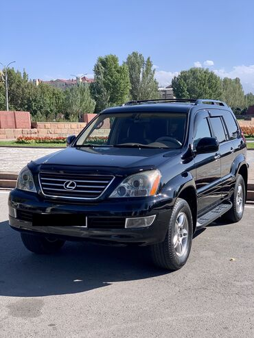 lexus px в Кыргызстан: Lexus GX 4.7 л. 2008 | 138000 км