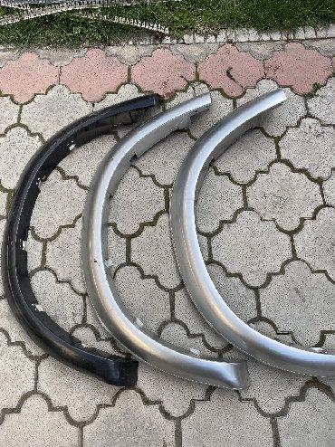 sport forma в Кыргызстан: Надкрыльники фендера montero sport pajero sport только задние