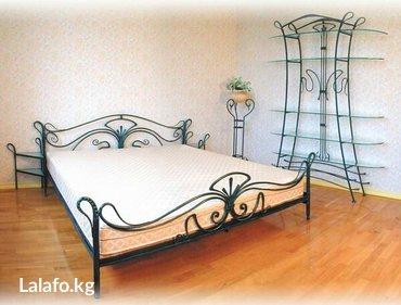 Кровати. Изготовление кованых и в Бишкек