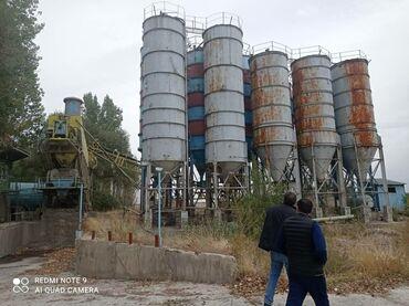 Цемента - Кыргызстан: Силос бак чан железный цемент силосы для резервуар Железные силосы для