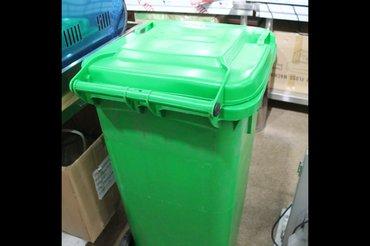 мусорные бак 120 литровпластиковый мусорный бак с в Бишкек