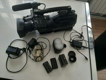 Foto və videokameralar - Azərbaycan: Tecili satilir sony hd 1500 ela veziyetdedi heç bir probilemi yoxdu