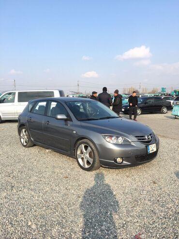 литые диски на спринтер в Кыргызстан: Mazda Mazda3 2.3 л. 2008 | 89888 км