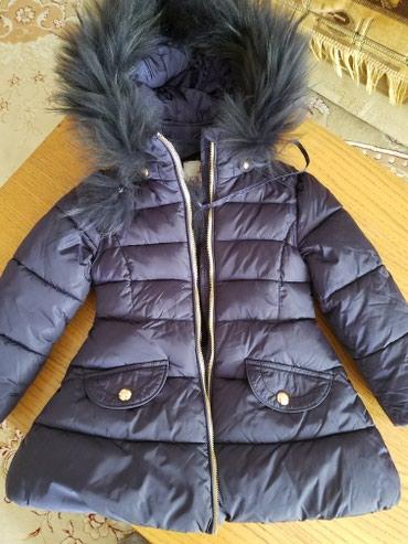 Куртка-зима,92см,носили сезон,капюшон в Бишкек
