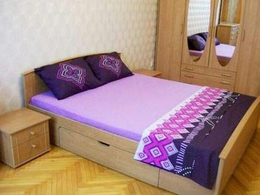 Бишкек şəhərində Сдаю посуточно 1 и 2 кв.район