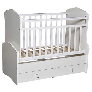 26 объявлений: Детская кроватка трансформер Ульяна 3
