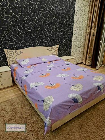 Продаю постельное белье Ткань 100% х/б (сатин) Не линяет, не