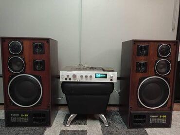 Radiotechnika s-90 продам.Отличное рабочее состояние.Усилитель