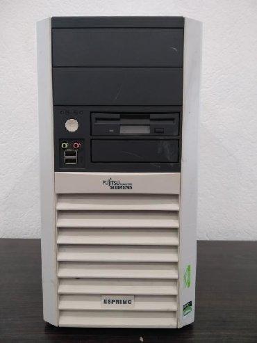 компьютеры geforce gt в Кыргызстан: Fujitsu Siemens Computers fabricat in Germania FSC ESPRIMO P5905 CPU