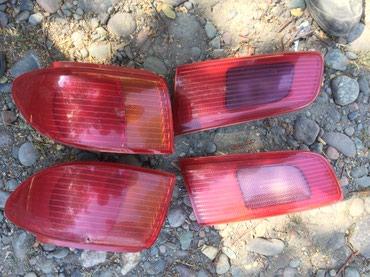 Мазда Демио 2002 -2008 г, задние фонари, только комплектом в Лебединовка