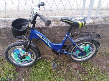 Bicikl, samo pedala desna fali. Sve ostalo je ok