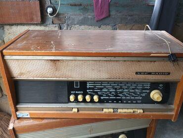 radio antik - Azərbaycan: Radio-patefon