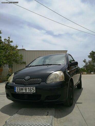 Toyota Yaris 1.4 l. 2004 | 153130 km