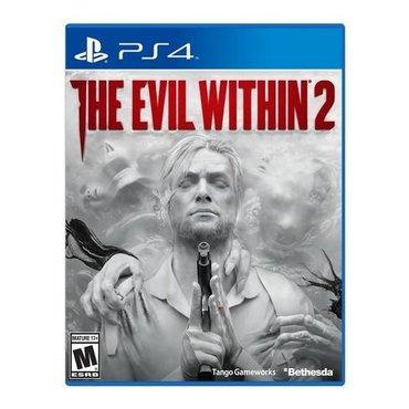 The evil within 2 ps4. Sony PlayStation 4 oyunlarının və