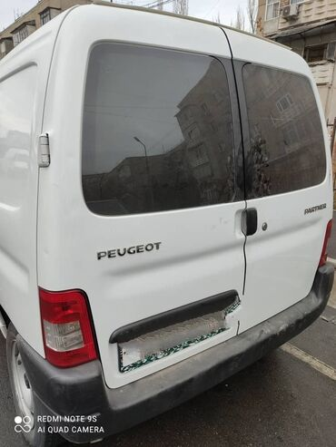 pegeot partner в Кыргызстан: Peugeot Partner 1.4 л. 2007