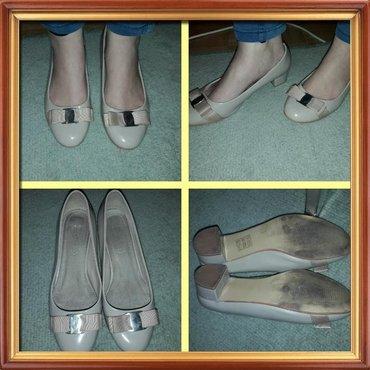 Broj maju - Srbija: Cipele br. 38 malo nosene
