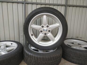 шницер диски в Кыргызстан: Диски BMW R17 AC Schnitzer Type 2Комплект дисков немецкой фирмы Alutec