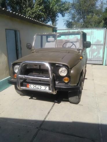 UAZ - Бишкек: UAZ 469 2.5 л. 1979 | 55000 км